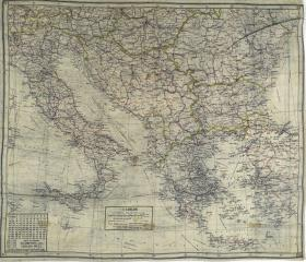 Map Silk of Greece (2)