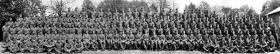 Group Photograph of 210 Battery, 53rd Air Landing Light Regiment RA