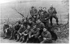 3 Platoon, A Company, 8th Parachute Battalion, date unkown.