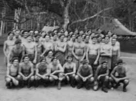 22 Independent Para Coy Malaya June 1946