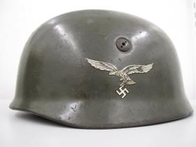 Fallschirmjaeger Steel Helmet