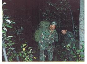 Mark Turner & Steve Doran, Ex Pond Jump West, 4 PARA, Canada, 1993.