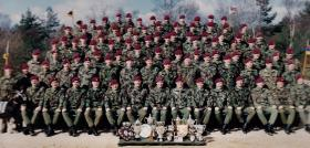 23 Parachute Field Ambulance, Rhine Barracks, Aldershot, 1988.