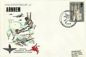 Arnhem 25th Anniversary Cover