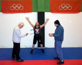Paddy Doyle conquers American and Indian World Records, 29 January 2014.