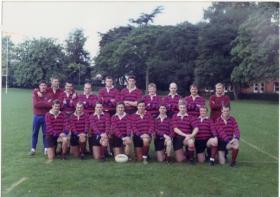 7 PARA RHA Rugby Team