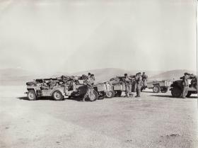 3 Para Anti-Tank Guns Operation Fortitude Jordan, 1958