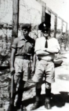 3 PARA Cyprus 1956