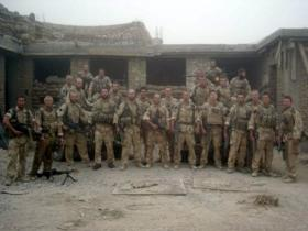 3 Troop, 9 Para Sqn RE in Sangin