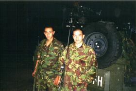 Macedonia 2001 Op Bessemer