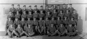 336 Platoon, Depot Aldershot