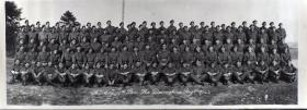 Group Photograph of A Company, 12th Battalion The Devonshire Regiment, 1944