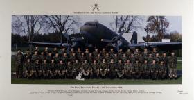 Group Photograph of the 3rd Battalion Royal Gurkha Rifles, November 1996