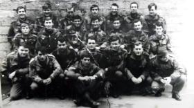 Members of 3 PARA, Armagh, Northern Ireland, date unknown.