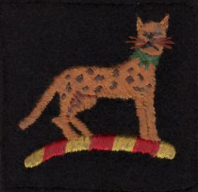 Parachute Troop No 1 Squadron 39 Signal Regiment DZ Flash