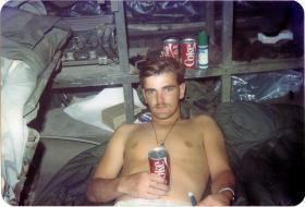 Pte Peter Ellis, A Coy, 4 PARA, Minnesota, 1983