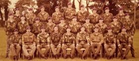 3 Coy 10 PARA Annual Camp Thetford September 1978