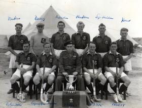 3 PARA Hockey Team Egypt 1952-53
