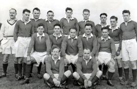 3 PARA Rugby Team 1951