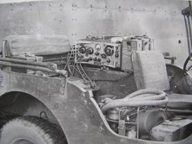 Airborne Signals jeep variant, c.1944