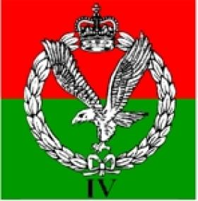 4 Regiment AAC Cap Badge