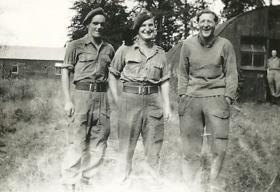 Members of 4th Parachute Battalion, c1943