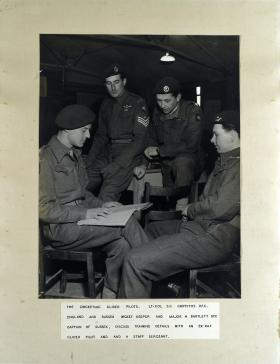 Glider Pilot Regiment Briefing: The Cricketing Glider Pilots