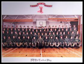 SNCO Battle Course - September 1993