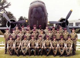 453 Platoon, Depot Para, June 1979.