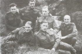Men of 458 Battery, 1942