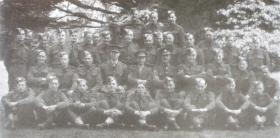 Men of 458 Battery
