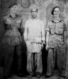 Members of 2nd Battalion, Indian Parachute Regiment