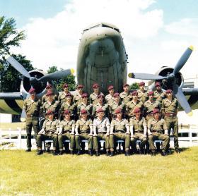 480 Platoon, Depot Para, June 1982.
