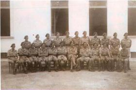 5 Platoon, A Company, 4th Para Battalion, Italy, October 1943.