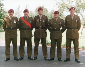 PARA Training Team, ATR Lichfield, 1993.