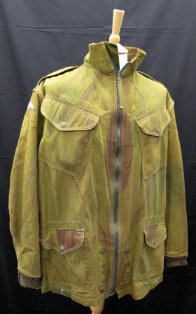 Denison Smock 1959 Pattern first batch, from the Airborne Assault Museum Collection, Duxford.
