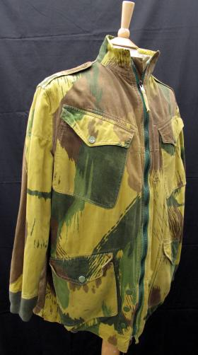 Denison Smock 1959 Pattern Sand Colour Variant, from the Airborne Assault Museum Collection, Duxford.