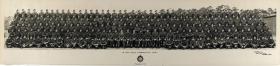 Group Portrait of 93 Company RASC, November 1945