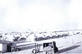 6th Airborne Division Live Firing Camp, Autumn 1946