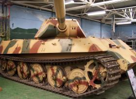 Tiger Ausf B