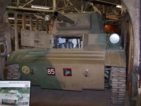Tetrarch Light Tank