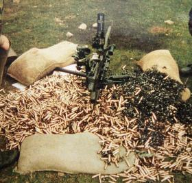 GPMG in the sustained fire role