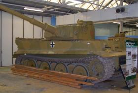 Tiger Tank - Bovington Tank Museum Collection