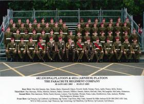 682 and 682A Platoon