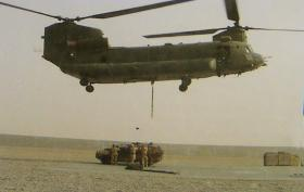 Recovery Support by 8 Field Coy (Para) Camp Bastion 2011(?)
