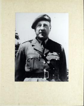 Portrait of General Lathbury