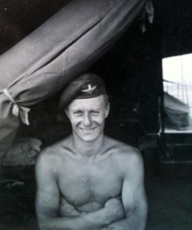 L/Cpl Ogden, No 1 (Guards) Independent Company, Cyprus, 1956.