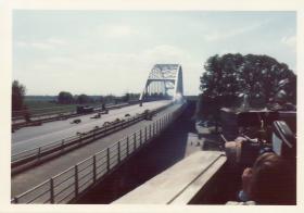 A Bridge Too Far : Filming the attack on the Bridge