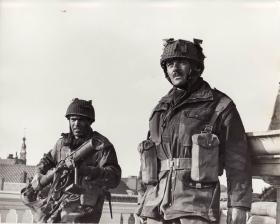 A Bridge Too Far - Anthony Hopkins (right) as John Frost