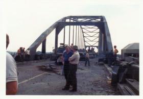 A Bridge Too Far: John Frost talking to Charlie Mann